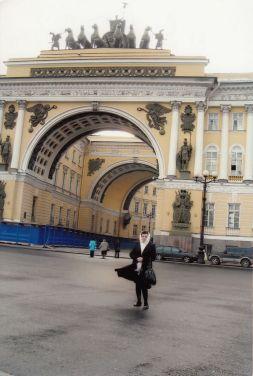 W Sankt Petersburgu