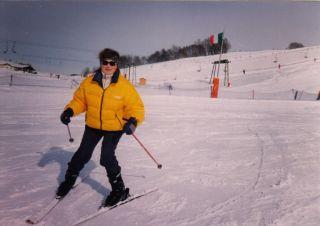 We Włoskich Dolomitach