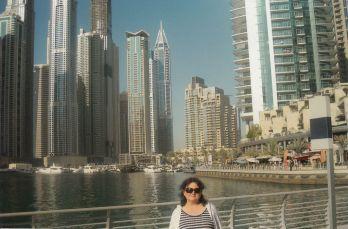 W Dubaju w 2013 roku
